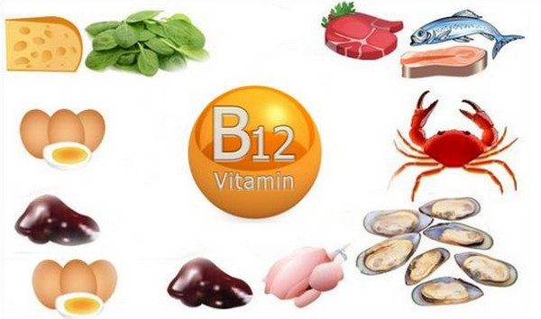 Vitamin B12: deficiency – symptoms – therapy